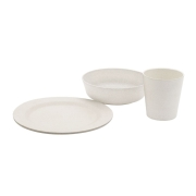 Набор посуды Outwell Breakfast Bamboo Set
