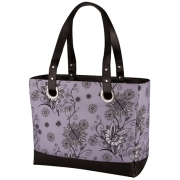 Сумка Thermos Raya 24 Can Tote-Purple Flower
