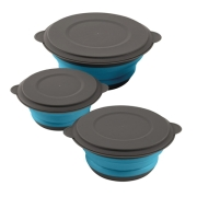 Набор складных мисок Easy Camp Clearwater Bowl Set