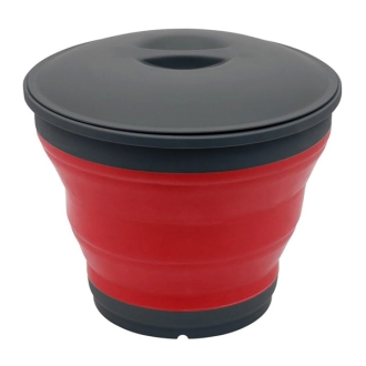 Ведро складное Outwell Collapse Bucket Red