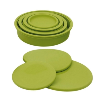 Набор контейнеров Outwell Collapse Bowl Set Green