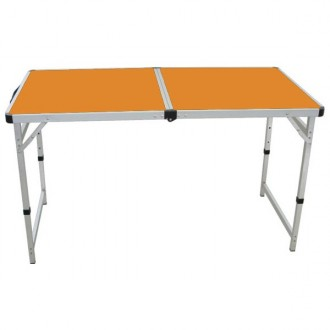Стол Camping World Funny Table Orange